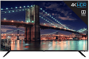 Does the TCL HD Smart LED Television