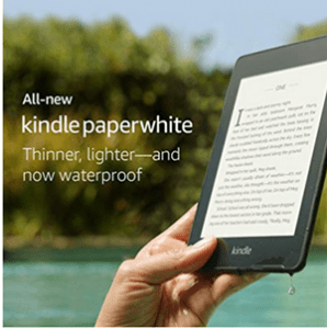 Does the Kindle Paperwhite EReader Work?